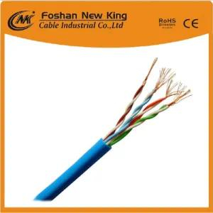OEM Service High Quality 305 Meters UTP 4 Pair Price Cat5e CAT6 Network Cable