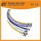0.81mm Bc/CCS Conductor Rg59 RG6 Cablefor for Surveillance with F-Connector