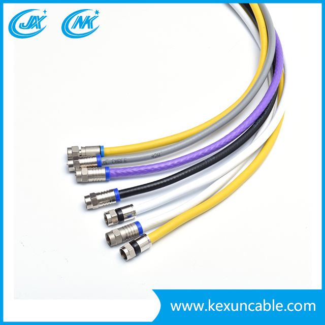 BNC Connector-Coaxial Cable