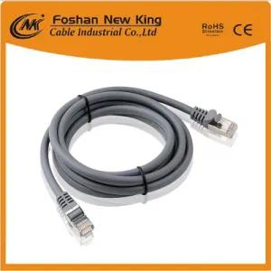 UTP FTP computer Cable Cat5e Cat 6 Ethernet Outdoor Cable Network Cable Coiled 305m/Box