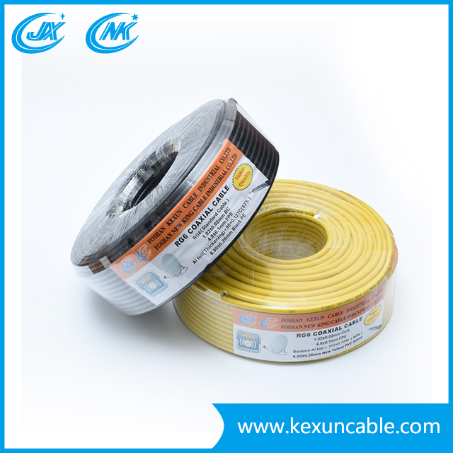 RG6(ROLL)-CCTV Cable