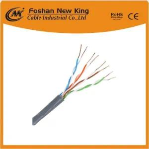 Solid Bare Copper computer Cable CAT6 UTP Cable LAN Cable Network Cable with Ce/RoHS Certification