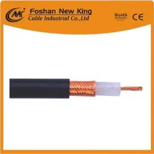 China High Quality Bare Copper Cable Rg8 Coaxial Cable with Ce/CPR/ISO/RoHS Certification