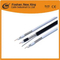 1.02mm Copper/CCS Conductor RG6 Satellite Antenna TV Cable with Ce/CPR/ISO/RoHS Certification