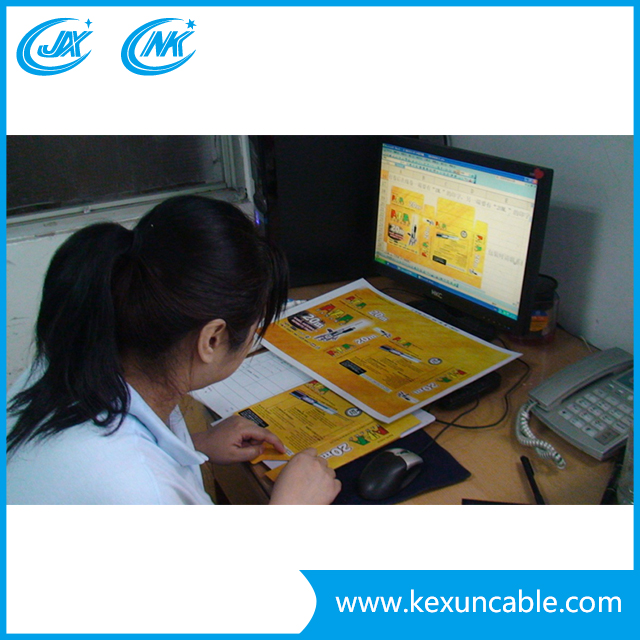 coaxial cable manufacturers-test package